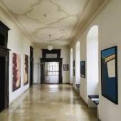 Impressionen aus den Ausstellungsräumen: Xianwei Zhu · Wolfram Scheffel