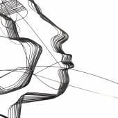 Constantin Luser, K20, 2018, Messing gelötet und lackiert, 39 x 36 x 42 cm, Foto: Manuel Carreon Lopez, © Bildrecht, Wien 2020