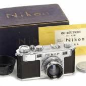 Los 312 Nikon I, 1948, Schätzpreis: 50.000–55.000 Euro Ergebnis: 40 000 Euro