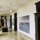 Impressionen aus den Ausstellungsräumen: Erich Hauser · Lars Möller