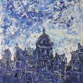 Francis Newton Souza UNTITLED (ST. PAUL'S CATHEDRAL) Estimate  90,00,000 — 1,10,00,000  INR  LOT SOLD.1,87,50,000 INR
