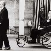 MARIO GIACOMETTI Aus der Serie: Lourdes Frankreich, Lourdes, 1966