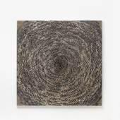 Lot 468 Günther Uecker Spirale II. 1997 Nägel und Latexfarbe auf Leinwand auf Holz, 200 x 200 x 15 cm Schätzpreis: € 700.000 – 1.000.000,-