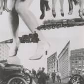 Anonym, Berlin - Die Sinfonie der Großstadt, Regie: Walther Ruttmann, 1927, © Berlin, Deutsche Kinemathek