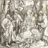 Pos.Nr.: 1858 Albrecht Dürer Mindestpreis 4.500,– EUR