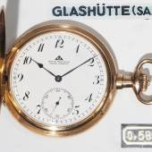 Savonette / Sprungdeckel Taschenuhr. Limit 1.900 EUR
