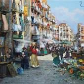 VASSETTI, Francesco. 1936 Neapel/Italien Limit 190 EUR