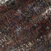 1. Raimund Girke, Erdfarben, 1956, l auf Leinwand, 55 x 65 cm, Courtesy Galerie Walter Storms, München