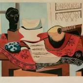 Pablo Picasso. 1881 Malaga - 1973 Mougins. - Auktionshaus Michael Zeller Ausrufpreis:4500 Euro