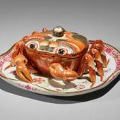 10004 Crab-Form Tureen