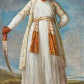 Portrait of Muhammad Dervish Khan from 1788 Sells for $7.2 Million AUCTION RECORD FOR ANY FEMALE ARTIST OF THE PRE-MODERN ERA