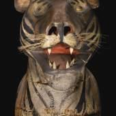 10013 Lot 1227 Standing Tiger (detail)