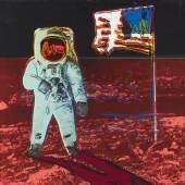 10053 Andy Warhol, Moonwalk