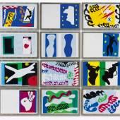 10053 Henri Matisse, Jazz