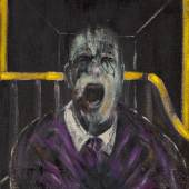 10069, Francis Bacon, Study for a Head