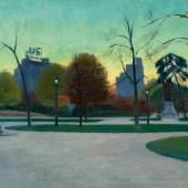 10074 Lot 16 Edward Hopper, Shakespeare at Dusk