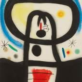10134 Lot 42, Joan Miró, Équinoxe (D. 428)