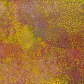 Lot 15 Property from the Collection of Thomas Vroom Emily Kame Kngwarreye Summer Celebration Painted in 1991 Synthetic polymer paint on canvas Bears Delmore Gallery catalogue number 91L04 47 5⁄8 in by 118 7⁄8 in (121 cm by 302 cm) Estimate $300/400,000 Sold for $596,000