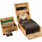 10172 Lot 37 - Enigma M4