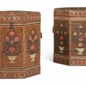 A Pair of Anglo-Indian Low Tables Estimate $500/800 Sold for $27,500