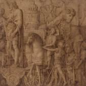 10307 Lot 19 - Andrea Mantegna, The Triumph of Alexandria