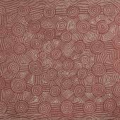 The Estate of David Larwill Tarkul Warlimpirrnga Tjapaltjarri 1999 Synthetic polymer paint on linen 60 1/4  in by 72 in (153 cm by 183 cm) Estimate $25/35,000