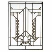 10340 Lot 78 - Frank Lloyd Wright, Window from the Francis W. LiIttle House, 'Northome', Wayzata, Minnesota