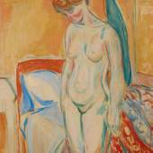 10368 Edvard Munch, Standing Nude