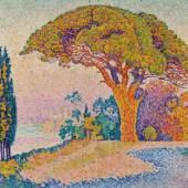 10368 Lot 1015 - Paul Signac, Le Pin de Bertaud