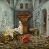Remedios Varo Armonía Oil on masonite 1956 Estimate $2/3 million