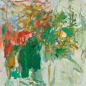 10380 Lot 7 - Joan Mitchell, Garden Party