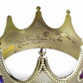 10395 Crown Worn by Notorious B.I.G. for the K.O.N.Y (King of New York) Photoshoot