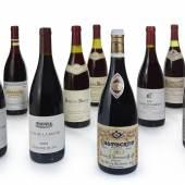 10442 Lieber Burgundy Highlights