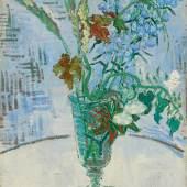 10459 Van Gogh, Fleurs dans un verre