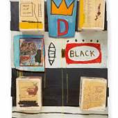10461, Jean-Michel Basquiat, Black