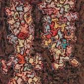 10461, Jean Dubuffet, Le Messager