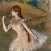 Edgar Degas's Danseuse Estimate $10/15 Million