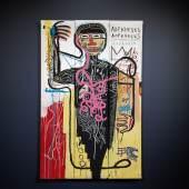 10682, Jean-Michel Basquiat, Versus Medici