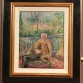Charles Crodel (Katnr. 1090, Taxe € 2.980,-)