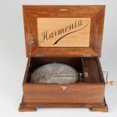 Plattenspieldose Harmonia