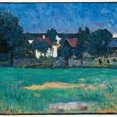 Alexej Jawlensky, Wasserburger Landschaft, € 180.000 - 280.000