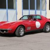 Chevrolet Corvette, 1968, Rufpreis 6.000, Schätzwert 18.000 - 22.000