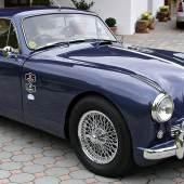 Aston Martin DB 2/4 Mk. I, 1954, Schätzwert € 120.000 - 140.000Aston Martin DB 2/4 Mk. I, 1954, Schätzwert € 120.000 - 140.000, Fotonachweis: Dorotheum
