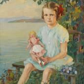 Lot: 437   Cucuel, Edward  Evechen Meyerweissflog, 1934.  Schätzpreis: 14.000 EUR / 18.200 $