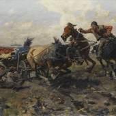 Auktion 412 - 22.11.13 Lot 222 Öl auf Leinwand 1908 87.840 € verkauft