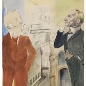 Auktion 409 - 06.12.13 Lot 360 - noch 14 Tage Tuschfeder 1923 100.000 EUR