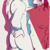 Lot: 762   Warhol, Andy  Love, Um 1983.  Schätzpreis: 35.000 EUR / 45.850 $
