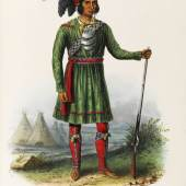 € 26.400* Aufruf: € 17.000 Nr. 042: Thomas L. McKenney History of the Indian Tribes of North America.
