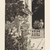 123 MAX KLINGER Dramen. VI Motive in X Blättern - Opus IX, 1882/83. Radierung Schätzpreis: € 3.000