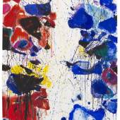 € 450.000*   € 120.000     Sam Francis – White line (SF59-283